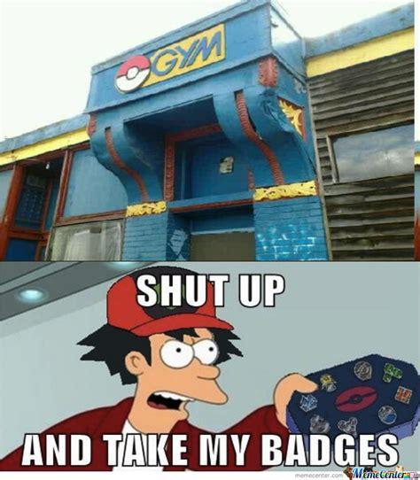 Meme Center Pokemon - pokemon gym by thewibblemaster meme center