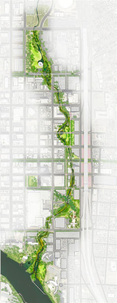 green plans michael van valkenburgh associates inc