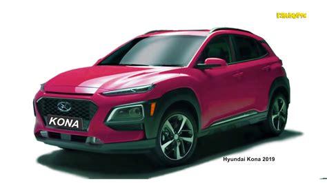 kona color 2019 hyundai kona color options hyundai cars review