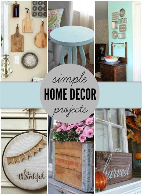 diy home decor crafts blog simple home decor projects