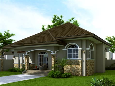little house design contemporary single storey house plan home design