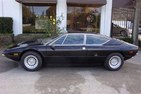 Lamborghini Urraco For Sale 1976 Lamborghini Urraco 300 Classic Italian Cars For Sale