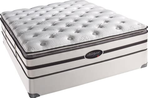 simmons park plush pillowtop king mattress shop