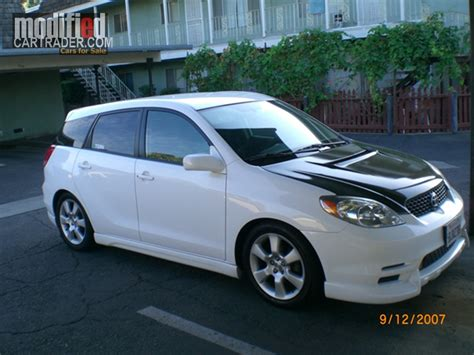 Toyota Matrix Xrs 2003 2003 Toyota Matrix Xrs For Sale Fresno California
