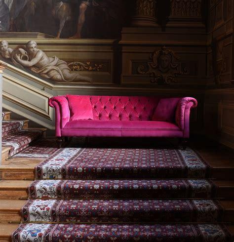 purple velvet chesterfield best 20 pink velvet sofa ideas on pinterest pink sofa