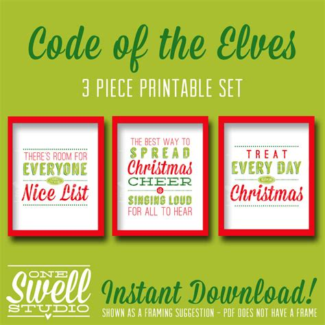 printable elf sayings christmas quotes elf quotesgram