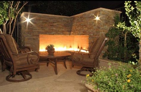 outside corner fireplace here you go arizona backyard landscaping pictures 1920 s