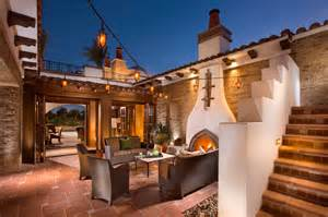 Tuscan Style Chandeliers Spanish Revival Andalusia Architecture Mediterranean