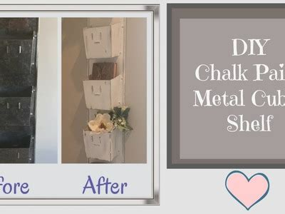 diy chalk paint metal tattered paint system bare metal metal my