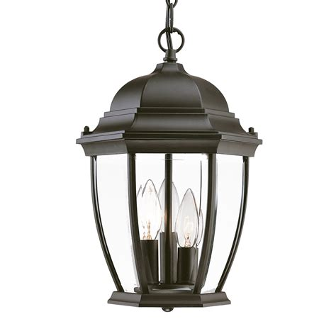 Acclaim Lighting 5036b 3 Light Wexford Large Outdoor Exterior Lighting Pendants