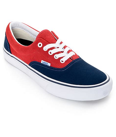 Vans Gift Card Number - vans era pro 50th navy and red skate shoes mens at zumiez pdp