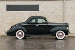1940 Ford Deluxe 1940 Ford Deluxe Custom 2 Door Coupe 125206