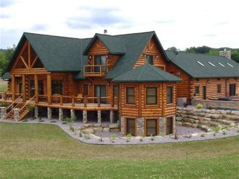 Small Home Builders Virginia Small Log Cabin Modular Homes Modular Log Cabins Virginia