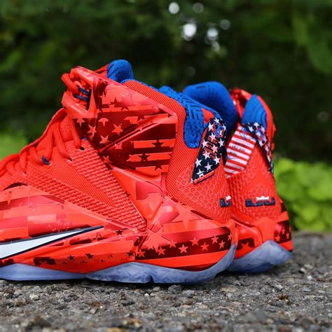 release date nike lebron  usa sole collector
