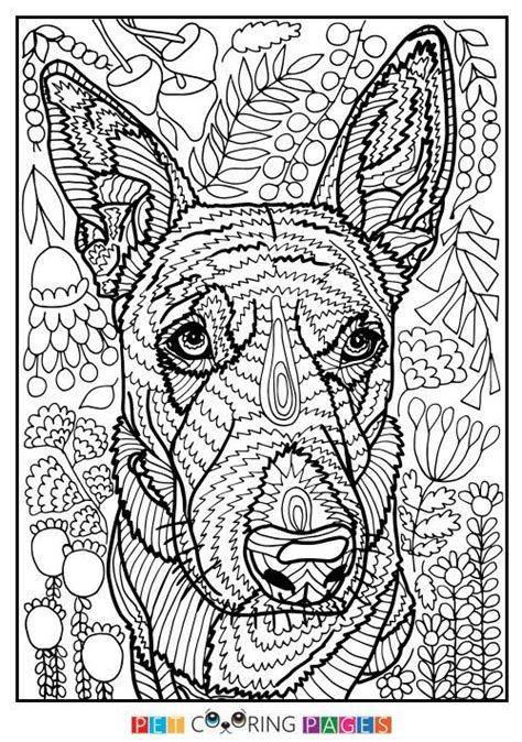 images  cats dogs coloring pages