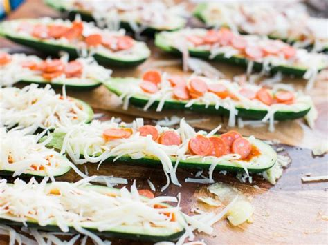zucchini pizza boats on the grill grilled pizza zucchini boats dad with a pan