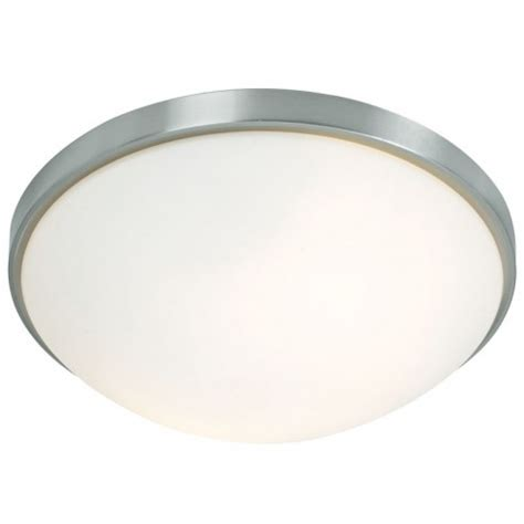 brushed steel ceiling lights nordlux flush ceiling light brushed steel