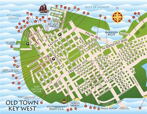 key west florida map maps key west florida key west florida discount coupons