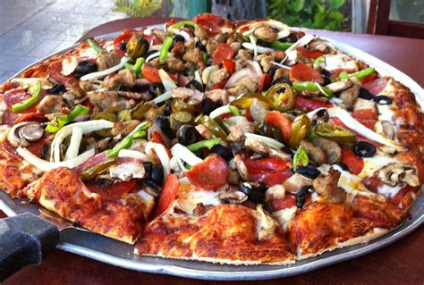 Table Pizza by Taste Of Hawaii Table Pizza Waikiki
