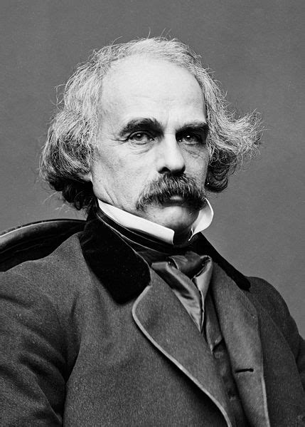 Nathaniel Hawthorne Mini Biography | a picture of the author nathaniel hawthorne