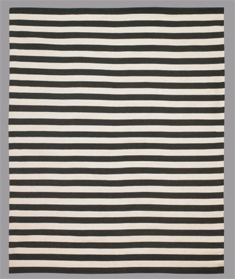 Dwell Studio Rug by Dwell Studio Draper Stripe Ink Rug Copycatchic