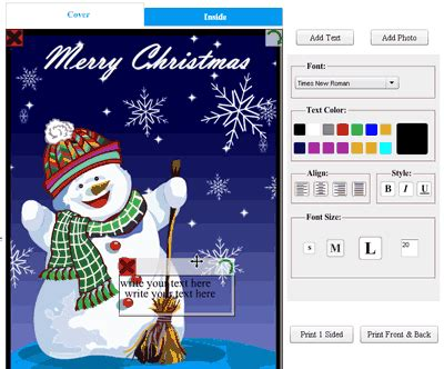 free custom design greeting card maker template create cards sanjonmotel