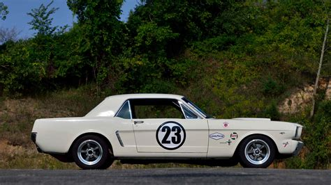 Mustang Auto 1965 by 1965 Ford Mustang Race Car S149 Chicago 2015
