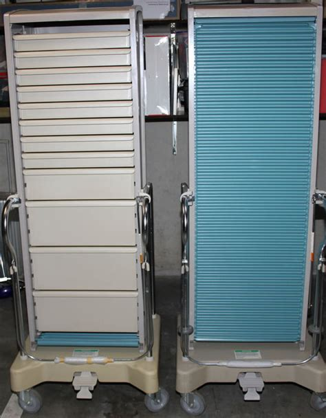 medical storage cabinets on wheels 2 herman miller adjustable drawers medical storage cabinet