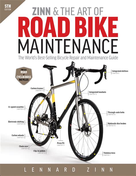 Pdf Zinn Road Bike Maintenance by Zinn And The Of Road And Mountain Bike Maintenance