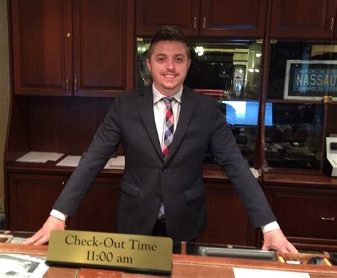 front desk manager hostgarcia