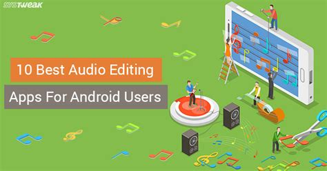 best editing app for android 10 best audio editing apps for android users