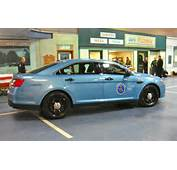 Maine State Police  Ford Taurus