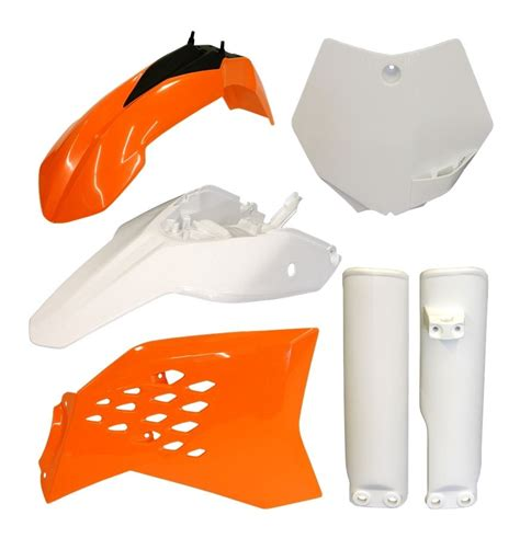 Ktm Plastic Kits Acerbis Plastic Kit Ktm 65 Sx 2012 2015 Revzilla