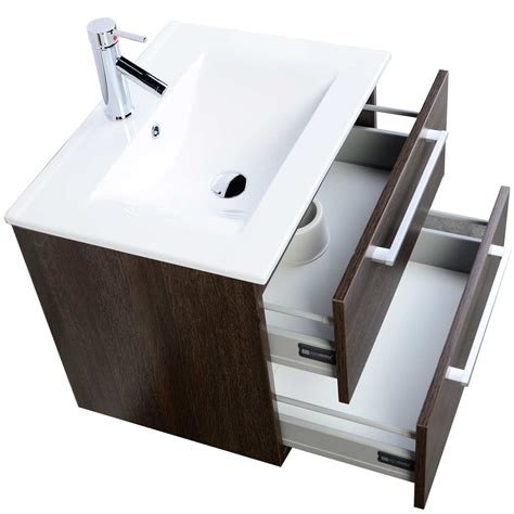 european styled caen 23 5 quot single bathroom vanity set in
