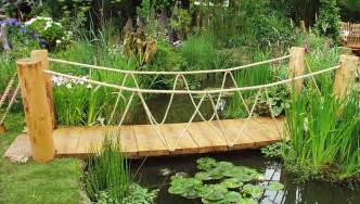 Easy To Build Pergola Plans by Garden Bridge Ideas Landscape Garden Designers Reading