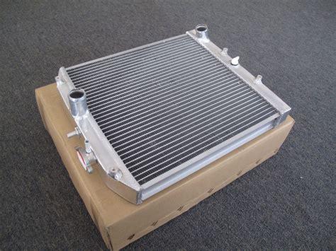 Radiiator Honda City 2012 At dual aluminum radiator for honda civic sol 92 00 b16 b18 manual trans