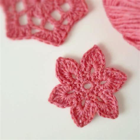 crochet pattern motifs tiny crochet flower motif home