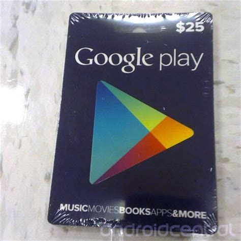 Media Play Gift Card - google play gift cards show up for real come in 10 and 25 flavors