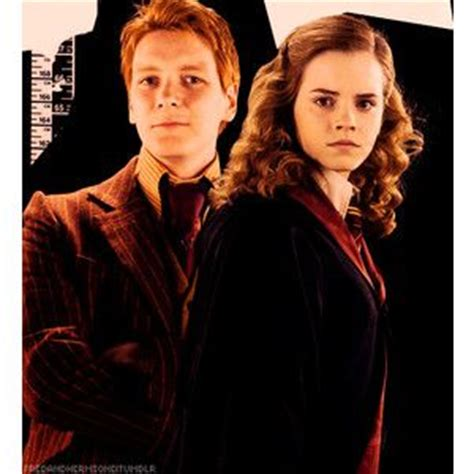 Weasley And Hermione Granger by Fred Weasley And Hermione Granger Fred And Hermione