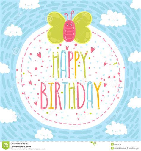 imagenes de cumpleaños con mariposas etiqueta del texto del feliz cumplea 241 os con la mariposa