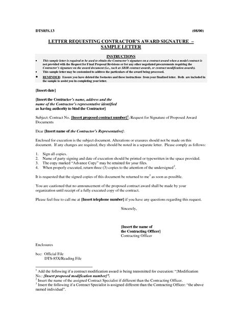 Business Letter Form Of Address business letter with signature letters free sle letters