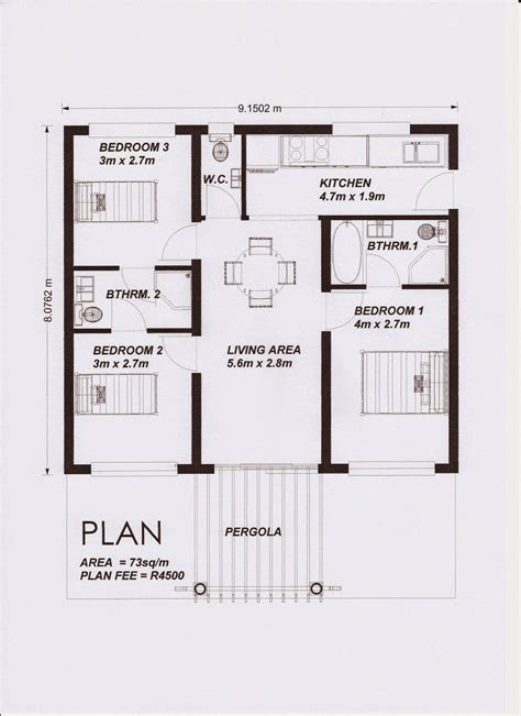 small low cost budget building plans
