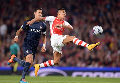 alexis sanchez kicking no derby delight for arsenal as spurs will steal at