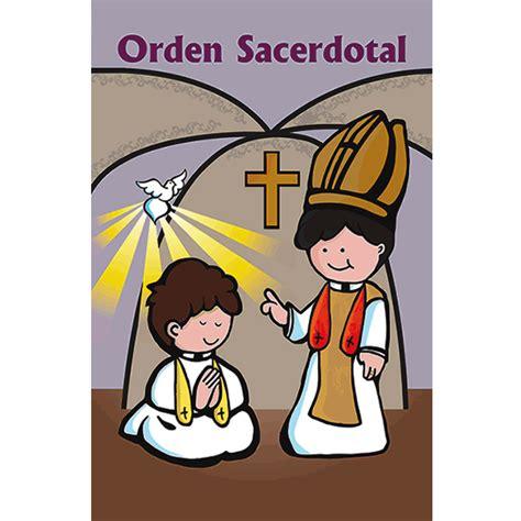 sacramentos animados orden sacerdotal