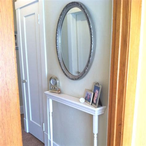 entryway mirror ideas entryway ideas mirror table shelf for narrow hallway