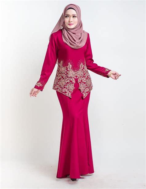 Kebaya Brukat Mermaid Terkini 22 best kurung moden lace images on baju kurung kebaya and baju kurung moden lace