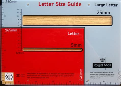letter size mail dimensional standards template usps letter size levelings