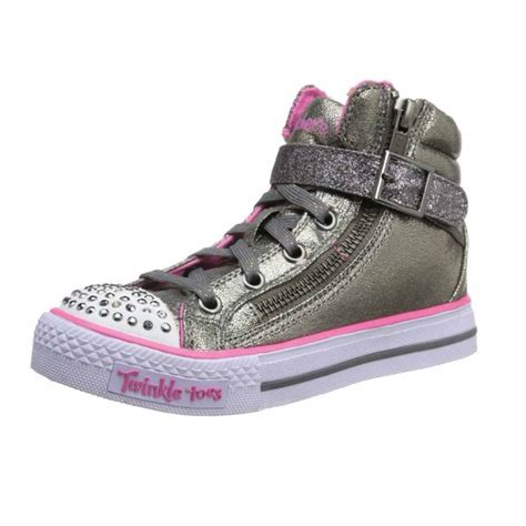 skechers light up sneakers for toddlers skechers 10405l twinkle toes shuffles