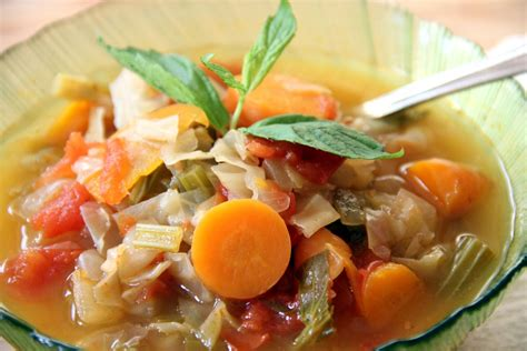 Cabbage Soup Detox Cleanse by Winter Detox Cabbage Soup Glow Kitchen