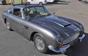 1967 Aston Martin Db6 Bonnet To Boot 1967 Aston Martin Db6